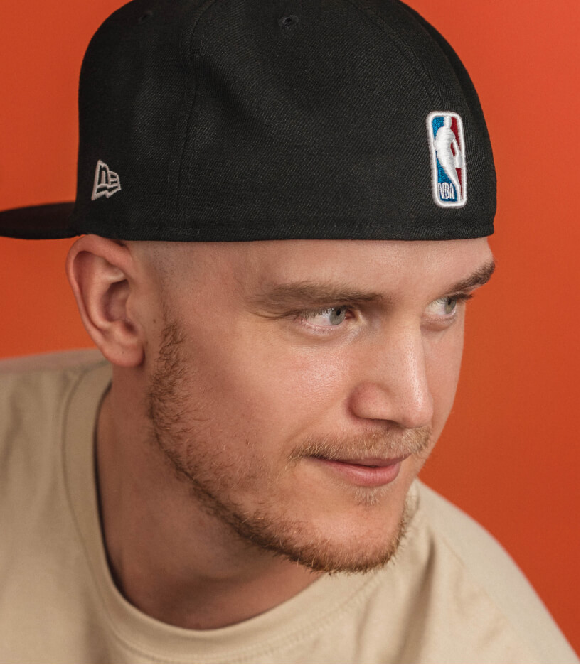 Hatstore Exclusive x 59Fifty NBA Black