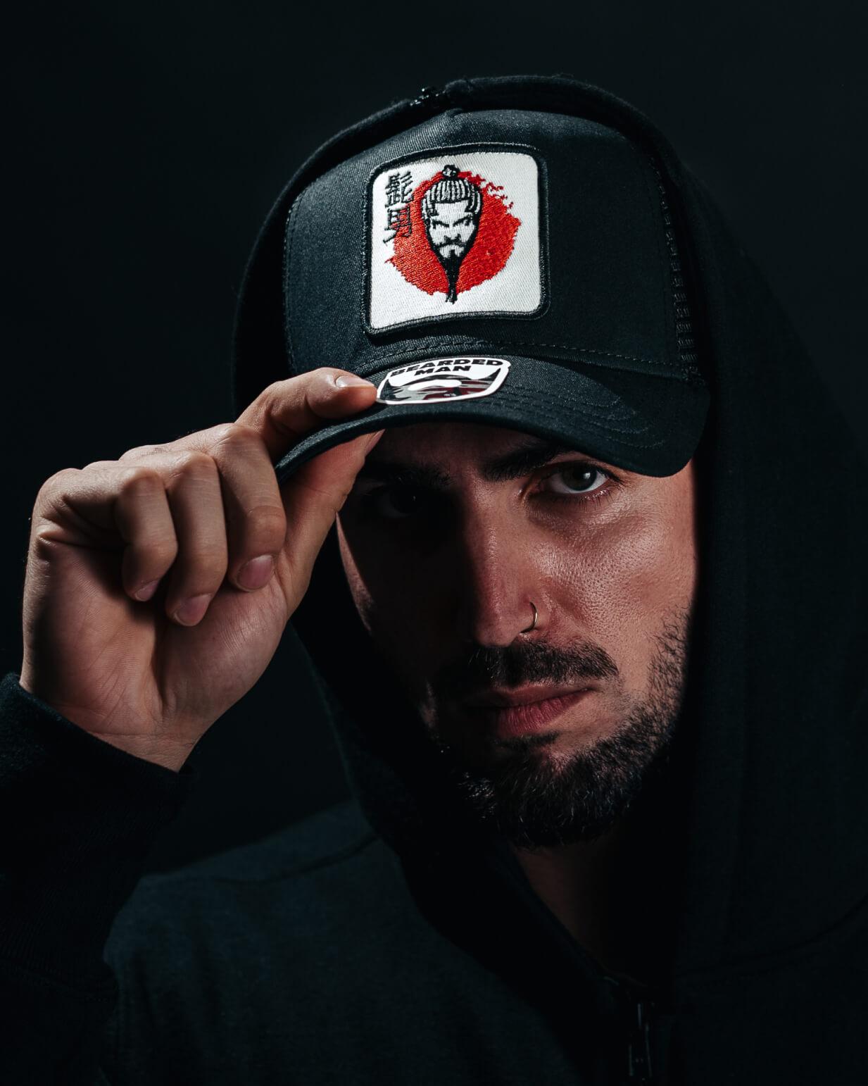 Hatstore Exclusive x Bearded Man Japan