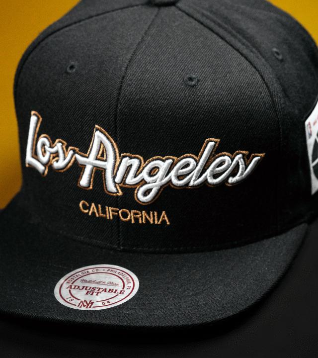Hatstore Exclusive x Los Angeles Script & Patches Snapback