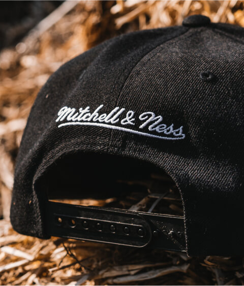 ​Hatstore Exclusive x Mitchell & Ness Box Logo Cork