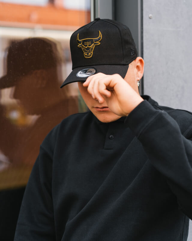 Hatstore Exclusive x New Era Dark Forest Outline