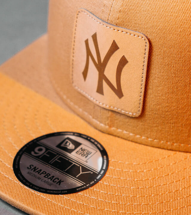 Hatstore Exclusive x NY Yankees Wheat Patch