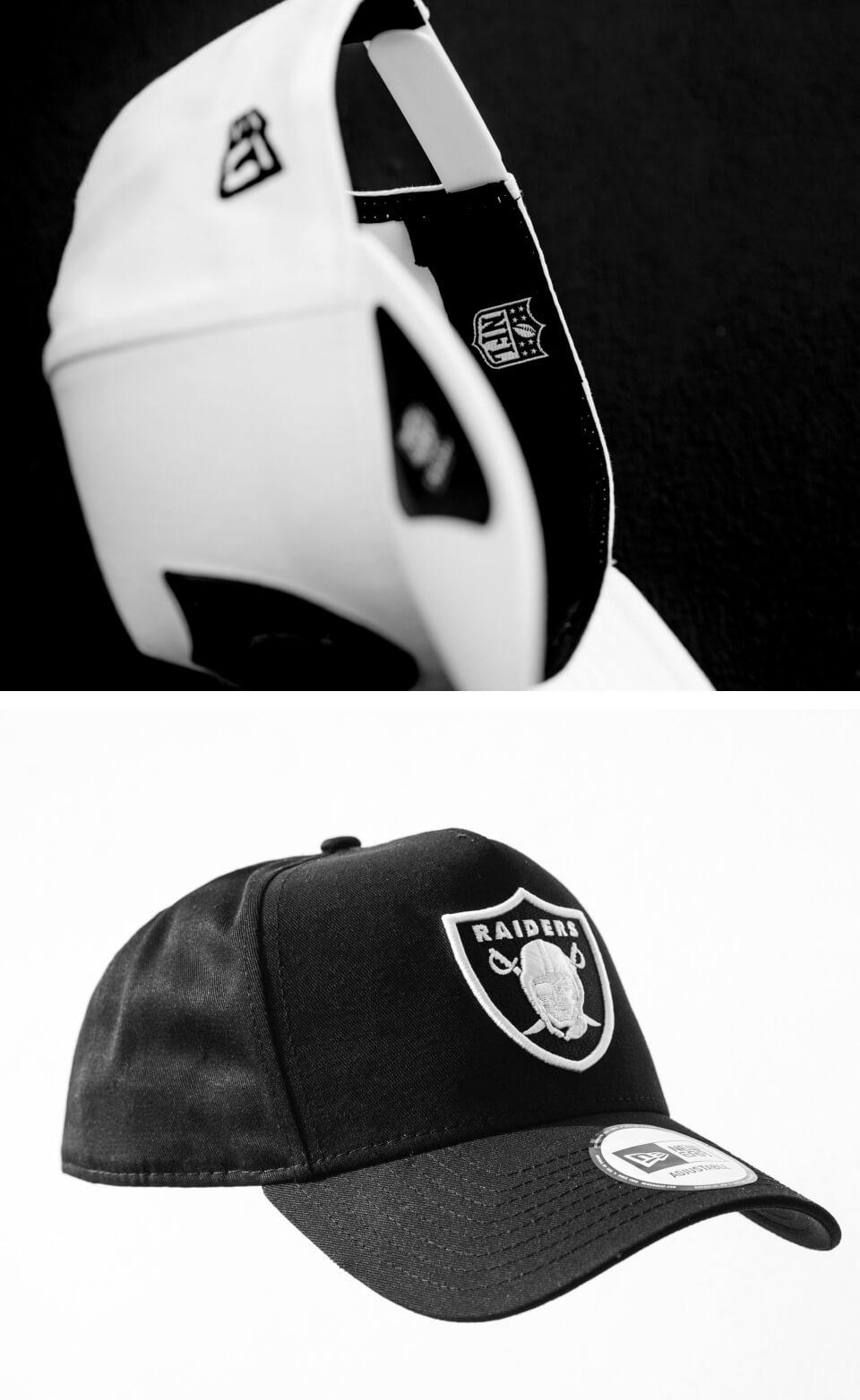 Hatstore Exclusive x Raiders Inverted