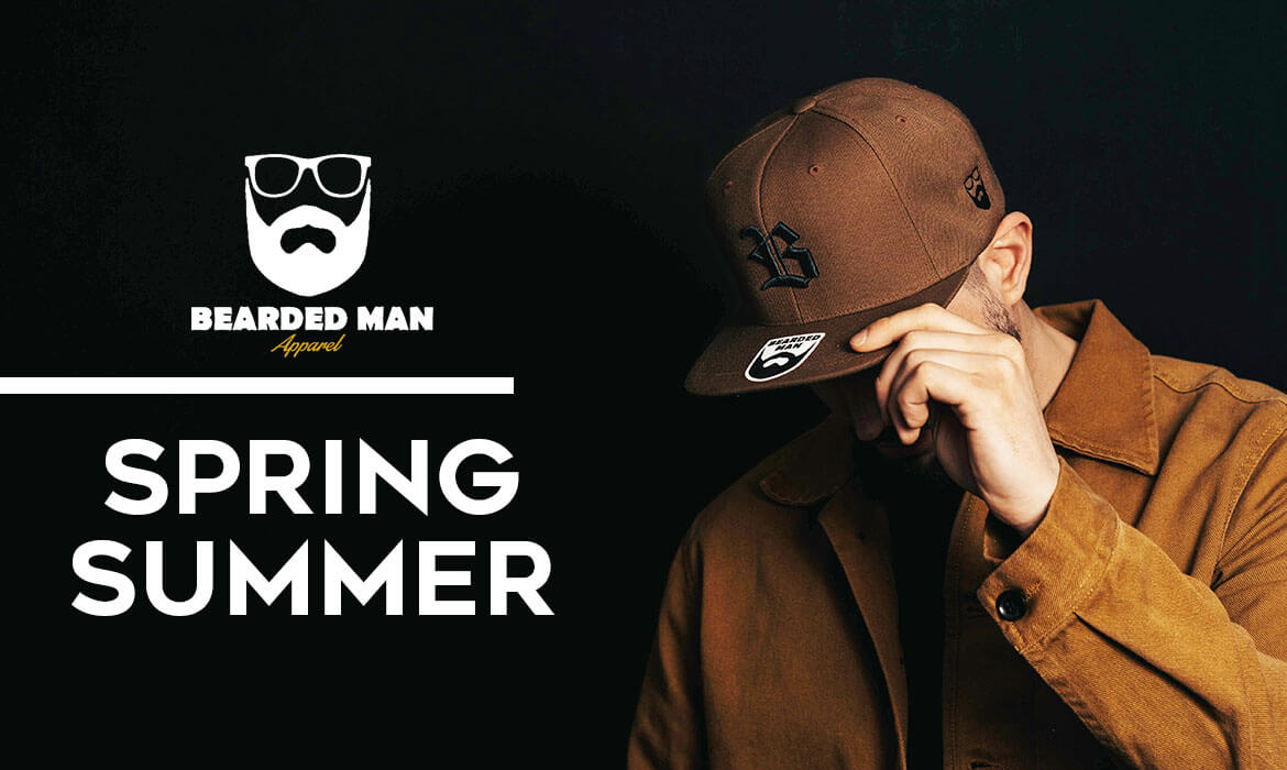 Hatstore x Bearded Man - Spring/Summer 2020