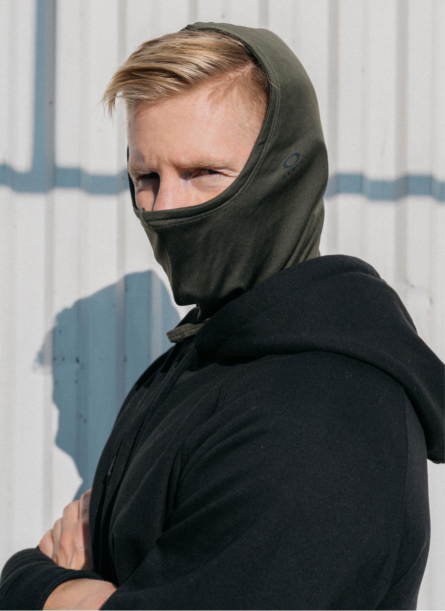 Hatstore x Oakley Tech Face Covering