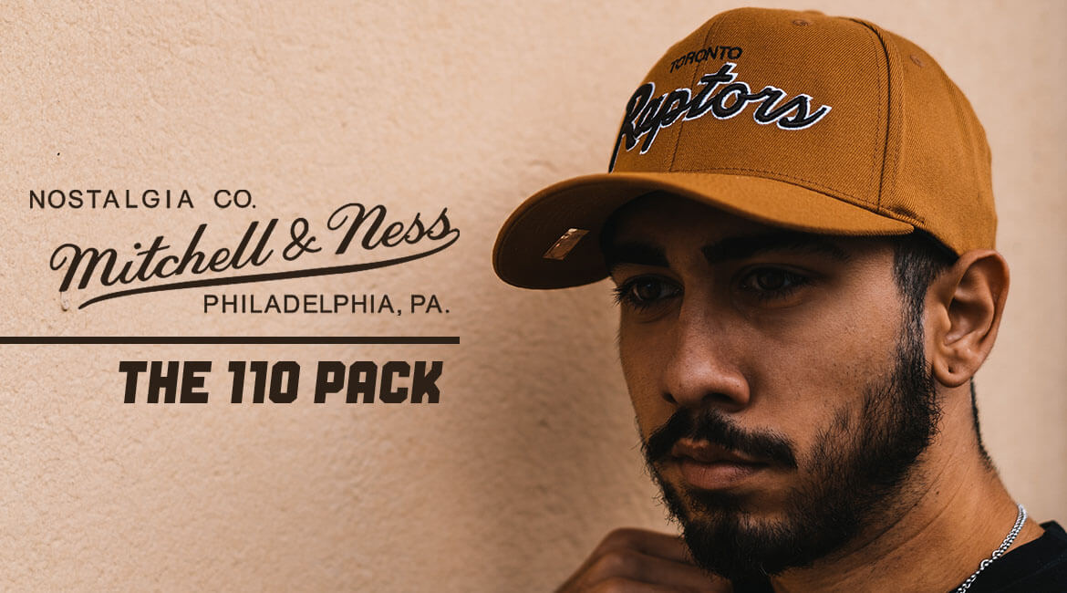 Mitchell & Ness - The 110 Pack