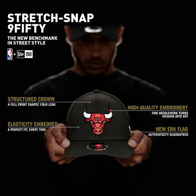 New Era - The All New Snapback