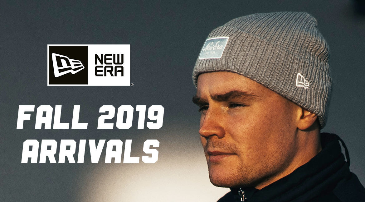 New Era x Hatstore - Fall Arrivals 2019