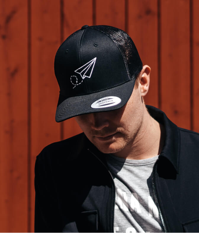 Selected Caps | Designed By Hatstore