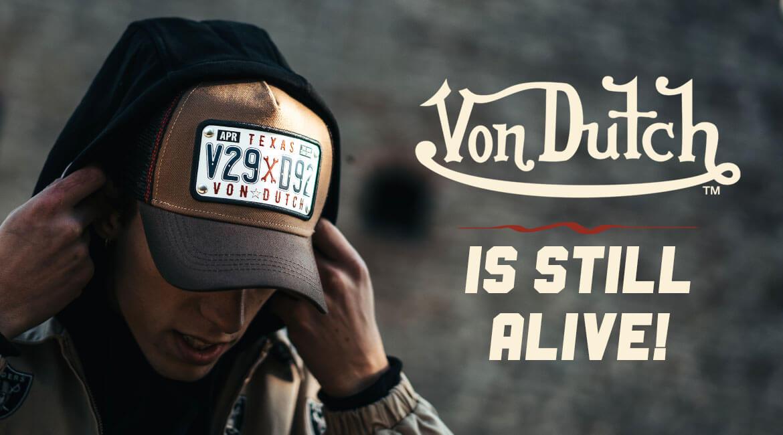 Von Dutch x Hatstore