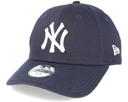 d24fed007e7 Kids NY Yankees Basic Navy 940 Adjustable - New Era