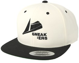 Black Logo White/black Snapback - Sneakers