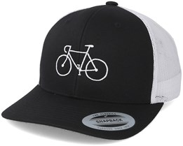 Classic Bike Black/White Trucker - Bike Souls