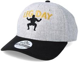 Leg Day Grey/Black Adjustable - Berzerk