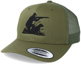 Hunting Team Olive Trucker - Hunter