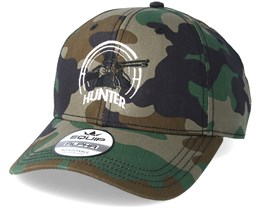 Crosshair Badge Camo Adjustable - Hunter