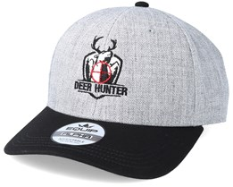 Deer Hunter Grey/Black Adjustable - Hunter