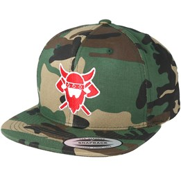the best attitude d780b 17def Vikings Battle Time Camo Snapback - Vikings AU  39.99. Only 1 in stock!  Mitchell   Ness Cleveland Cavaliers Sublimated Micro Peach ...
