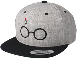 Harry Grey/Black Snapback - Period
