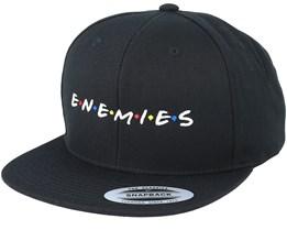 Enemies Black Snapback - Scenes