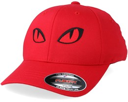 Kids Snake Eyes Red Flexfit - Kiddo Cap