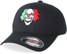Kids Clown Black Flexfit - Kiddo Cap