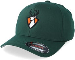 Deer Oh Deer Green Flexfit - Hunter