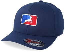 MLB Deer Navy Flexfit - Hunter