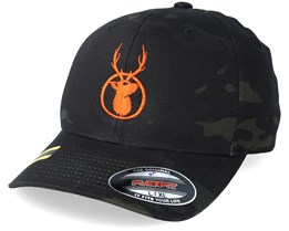 Kingdeer Black Camo Flexfit - Hunter