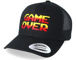 Game Over Black Trucker - Gamerz