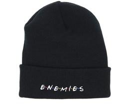 Enemies Black Beanie - Scenes