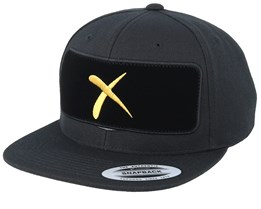 Cross BP Black Snapback - Iconic
