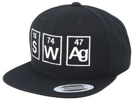 Swag Black Snapback - Iconic