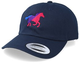 Horse Navy Adjustable - Iconic