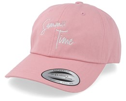Summer Time Handwritten Pink Adjustable - Iconic