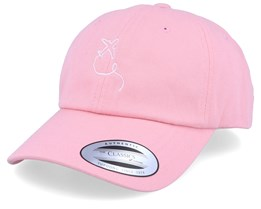 Airplane Pink Dad Cap Adjustable - Bacpakr