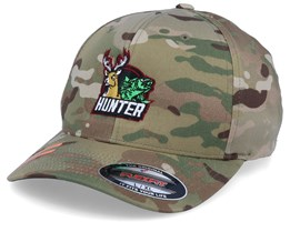 Hunter Camo Flexfit - Hunter