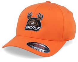 Moose Orange Flexfit - Hunter