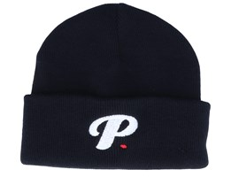 Period P Black Beanie - Period