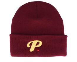 Period P Burgundy Beanie - Period