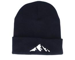 Mountain Silhouette Black Cuff - Iconic