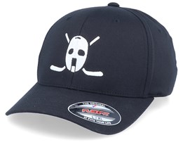 59 Hockey Logo Black Flexfit - Forza