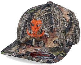 Boar Skull Kanati Camo Flexfit - Hunter