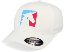 Unicorn Sport Logo White Flexfit - Unicorns