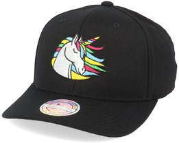 Rainbow Unicorn Black 110 Adjustable - Unicorns
