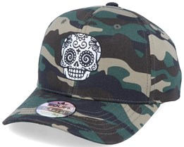 Hypnosis Skull Alpha 2 Camo Adjustable - Calaveras