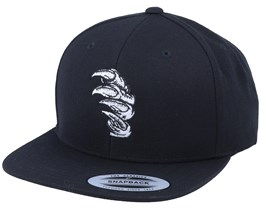 Peeping Claw Black Snapback - Iconic