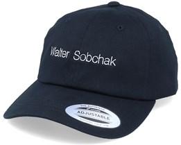 Walter Sobchak Black Organic Dad Cap - Scenes