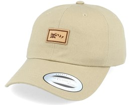 Small Hatsie The Red Panda Patch Khaki Dad Cap - Wild Spirit