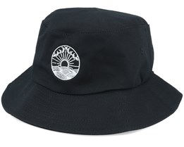 Ocean Sunset Black Bucket - Iconic